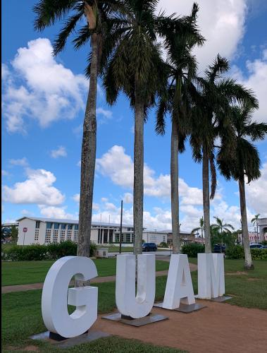 GUAM 關島